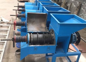 Small palm oil press machine - Palm oil presser
