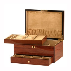 PINS IDEA wooden Wemens Jewelry/gift Boxes - pinsidea101188