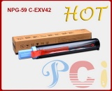 NPG-59 CEXV42 Copier toner cartridge - PBC-NPG-59