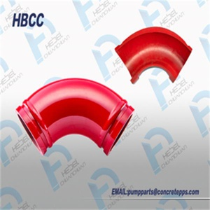 DN125 R275 90D Elbow - DN125 R275 90D Elbow