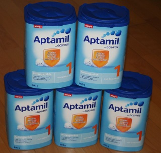 Aptamil Milk Powder - Milk