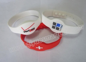 ISO14443A Silicon RFID Wristband With Chip - QY-1506234