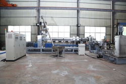 plastic recycling machinery - QT