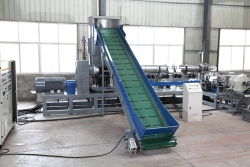 plastic pelletizing machine - QT