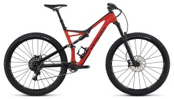 2017 Specialized Stumpjumper FSR Expert Carbon 29 MTB - Bicycle , Mountain