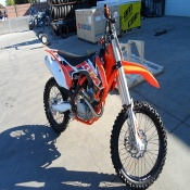 Sell 2015 KTM SX 250 F - Dirtbike