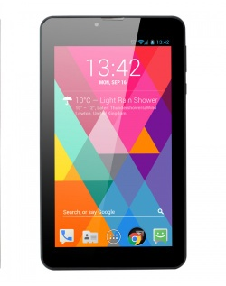 RDP Gravity G716 Tablet 7 Inch Size (3G + Wi-Fi + Voice Calling) - Gravity G716