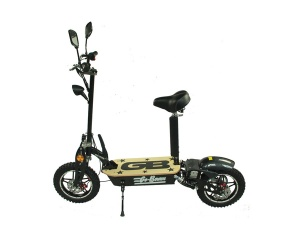 Go-Bowen Performance 1000 Watt Sit Or Stand Electric Scooter - 1024