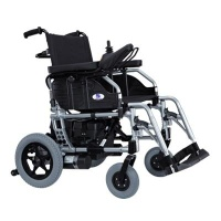 Heartway HP5 Escape DX Folding Electric Wheelchair - 1026