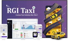 RGI Taxi - On demand taxi booking app solution like Uber & Ola! - RGTAD