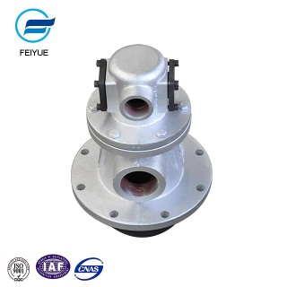 High Speed High Temperature Duoflow cfor Cylinder - Feiyue Rotary Joint