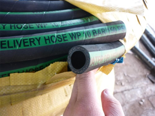 water discharge hose - 004