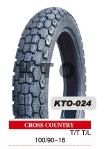 Motorcycle Tire 3.00-18 - 003