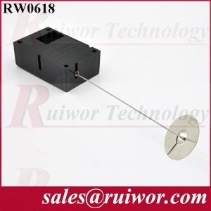 RW0618 Anti-theft Retractable Cable - RW0618