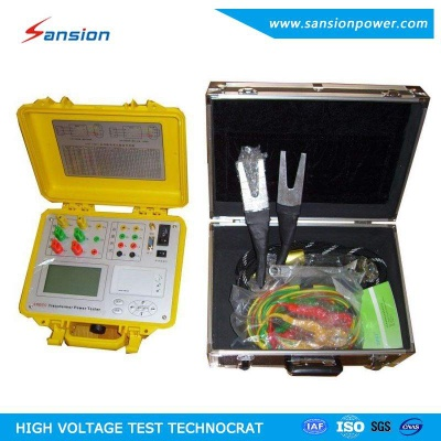 Transformer Capacitance Parameters Power Tester - SXBTC