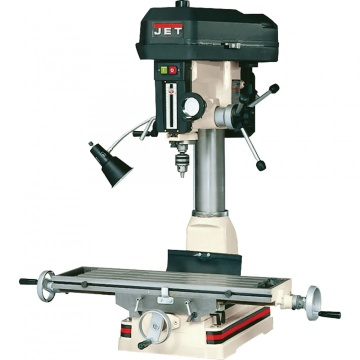 Jet JMD-18 Mill/Drill with R-8 Taper, 115/230V, Single-Phase - 1