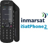Inmarsat iSatPhone2 Satellite Phone - iSatPro2