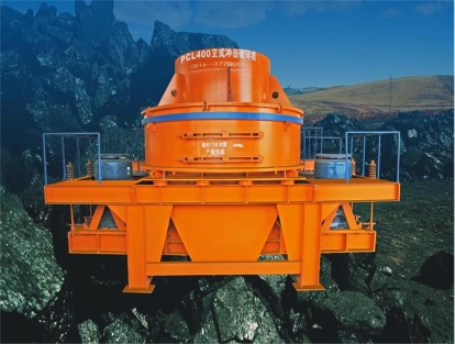 limestone Vertical shaft impact crusher - impact crusher