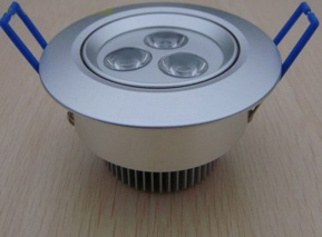 SDS series 3W LED down light  (Warm White 4000k-6000k) - LED down light
