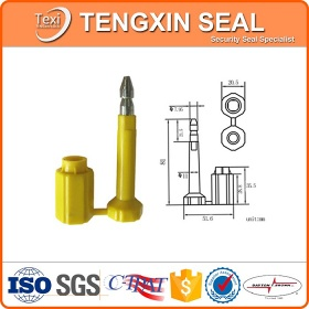 Tamper Proof Container Bolt Seals - TX-BS103
