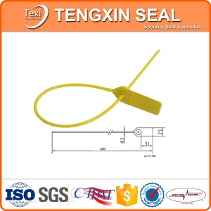 Single Use Security Plastic Seals - TX-PS501