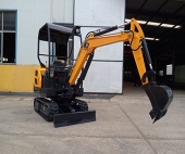 Multifunction Mini Excavator 1.8ton (SE18) for Farming, Civic Building, Gardening - muifunctionexcavator