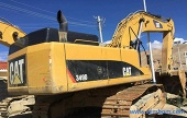 Original Used Caterpillar Crawler Excavator 320 - used excavator