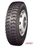 Long March 1200R20 13R22.5 Drive/All Position Radial Truck Tire (LM303) - LM303