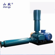 Sell RSR series Roots Blower for pneumatic conveying in cement plant - RSR-100