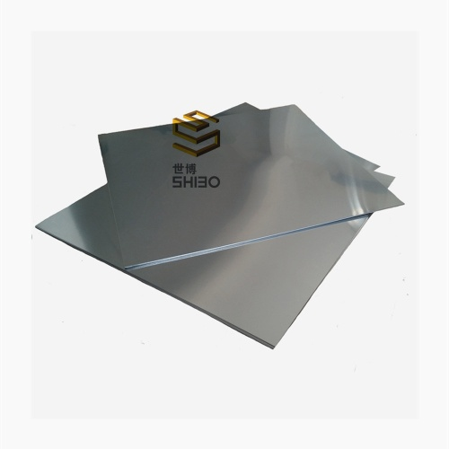 99.95% moly sheet, molybdenum(Mo)plate applicated in vacuum equipment - moly sheet