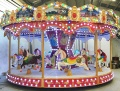 New Design Merry Go Round Carousel for Sale - SHA-01