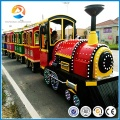 Amusement Park Electric Trackless Train for Sale - SHA-02