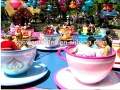 Funfair Coffee Cup Rides and Tea Cup Rides - SHA-04