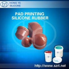 Applications of liquid pad printing silicone rubber - Silicone Rubber
