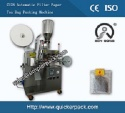 Single Serving Filter Paper Tea Bag Packing Machine with Thread and Tag - C12A