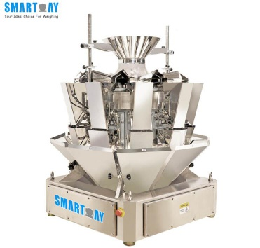 Auto Coffee Beans Standard 10 Heads Multihead Weigher - SW-M10