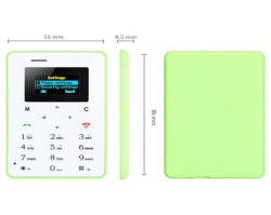 ODM of Card Phone - E015