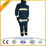 Firefighting suit with EN 469 - SY-FPS101