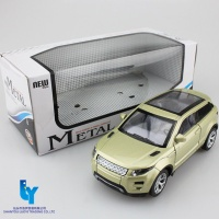 High quality factory OEM Die Cast Model Car - LY160522
