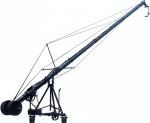 high quality professional camera crane jimmy jib for video and film shooting - broadcast equipment