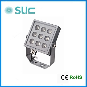 High Quality 9W DC36V Waterproof LED Spotlight with CE (SLS-58)