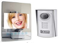 Ultra Thin Touch Button Video Door Phone SH-3000AJ - Video Door Phone