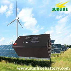Solar Accumulator Lead Acid Gel Battery 12V180ah for UPS Backup - Lead acid battery