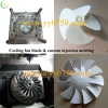 Cooling fan blade & custom injection molding - Sunsmart-013