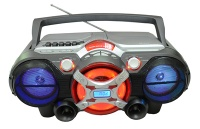 Multifuction portable cd boombox cassette player with FM /AM radio - FSD-856