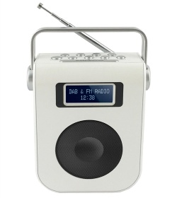 Portable DAB plus digital radio - FSD-3588
