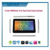 9 Inch Allwinner A23 Dual Core Android tablet pc 512MB/8GB Capacitive Screen with WIFI and dual camera - SZLUCKY8-901
