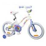 Tauki Colorful 16 inch Flowers Girl Bike(TK16SSPP)