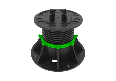 adjustable height plastic pedestal - TA-R