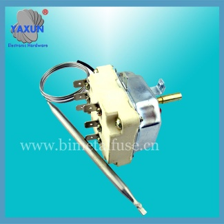 Capillary Liquid expansion thermostat - EGO